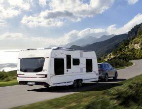 road trip en caravane